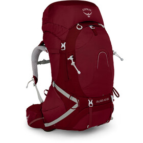 Osprey Aura AG 65 Backpack Women gamma red